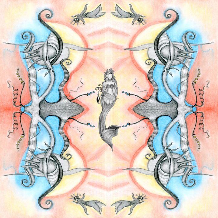 Mermaid Magic - Lucretia's  World