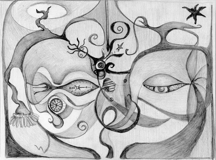 Creative Thinking - Lucretia's  World