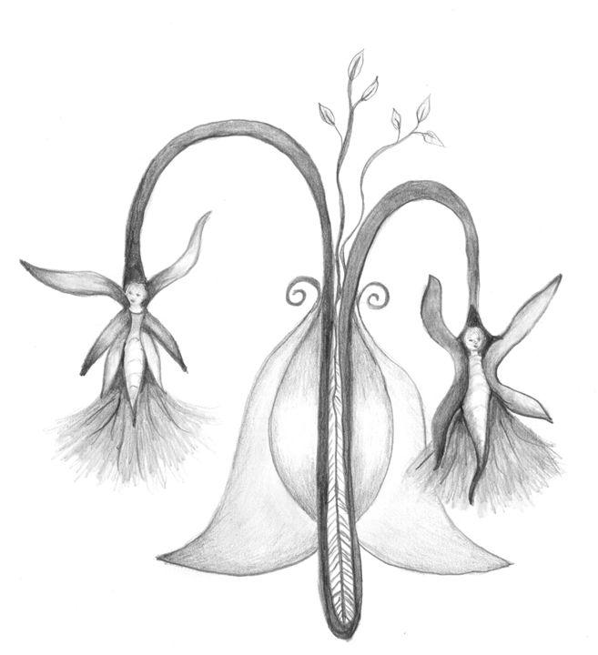 Seed Pods - Lucretia's Mythic World