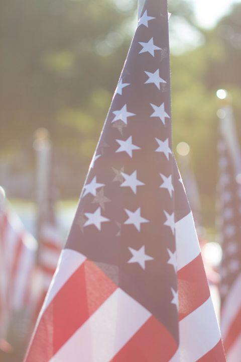 Light Flag - Leader Photography
