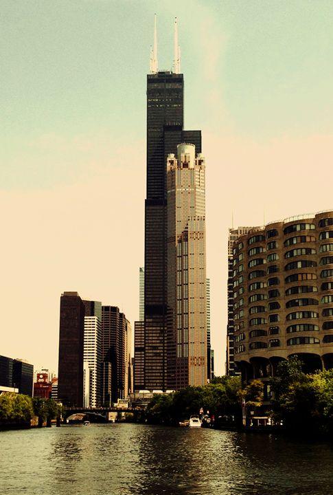 Willis Tower - Kevin Hurley Design