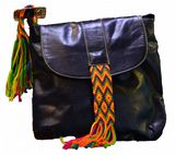 Original Wayuu Leather Bags