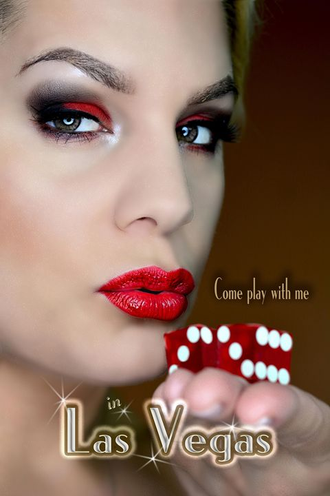 Come Play with Me in Las Vegas - Harry Walters Photographics