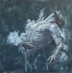 Dancer with Dust