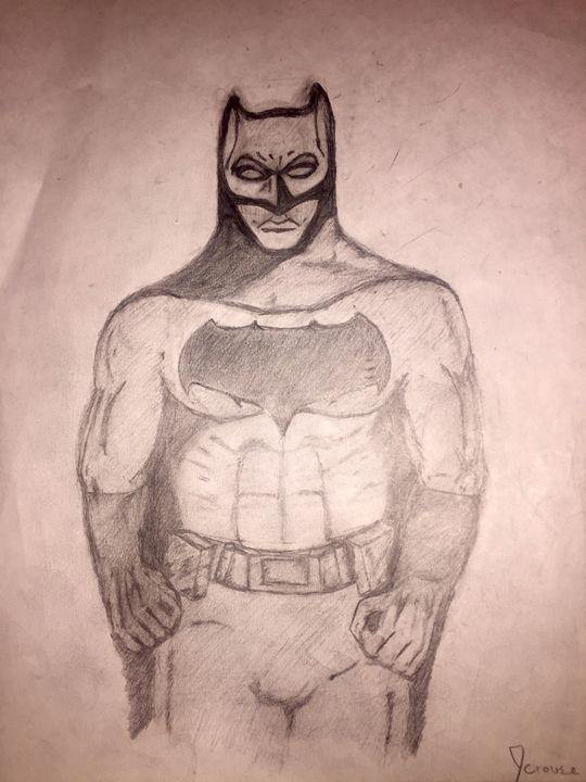 Batman (Ben Affleck) - Horizontal response