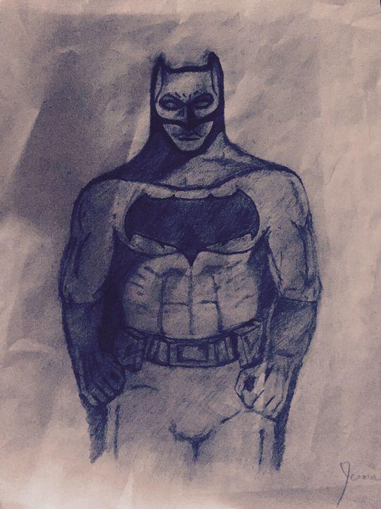 Batman  (Ben) - Horizontal response