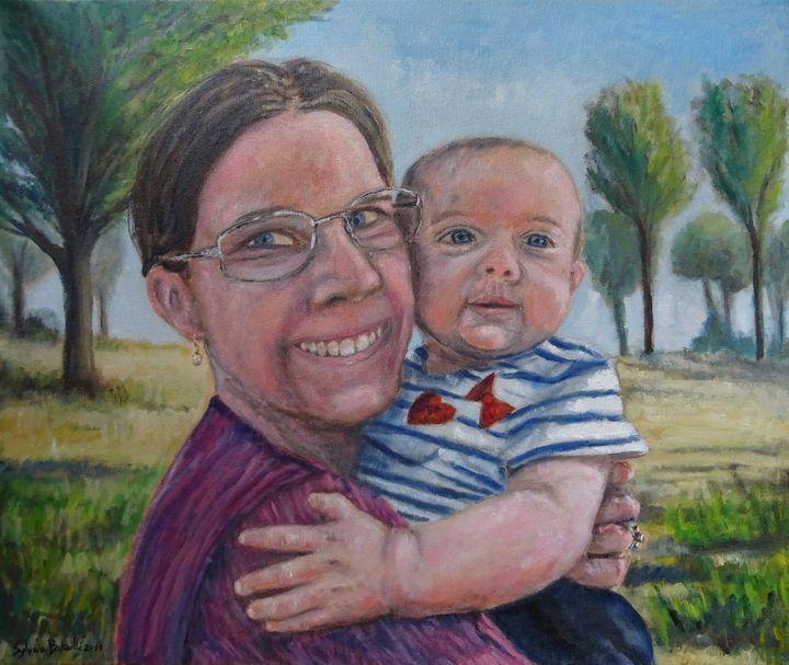 Alice et sa maman - Sylvain Bataillé