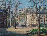 Paris, Place Dauphine