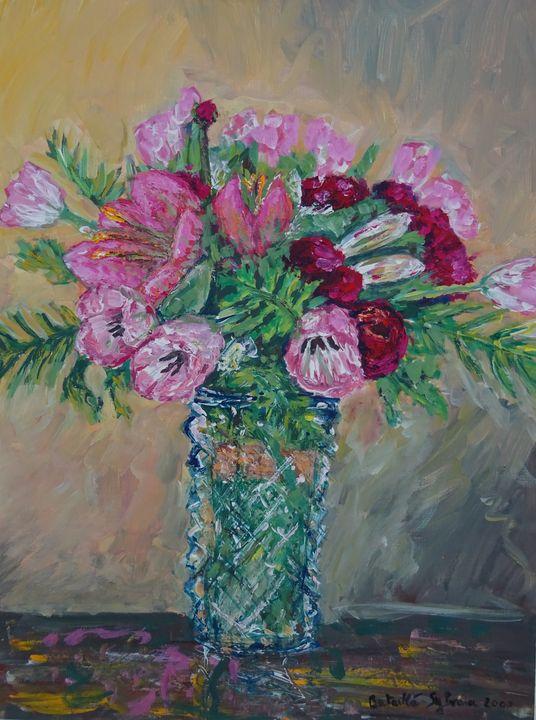 Flowers - Sylvain Bataillé