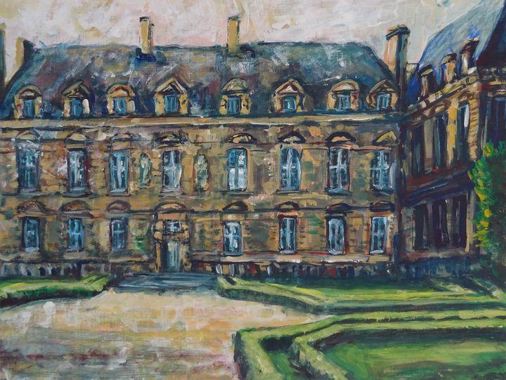 Paris, Hotel de Sully - Sylvain Bataillé