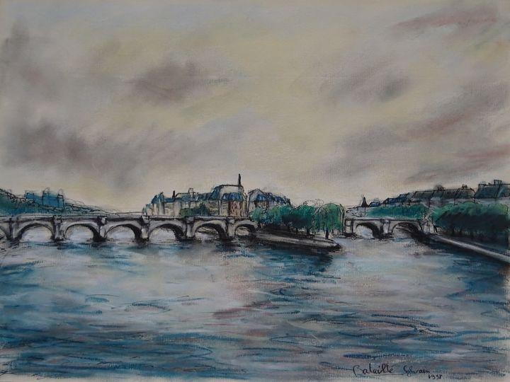 Paris, Le Pont Neuf - Sylvain Bataillé