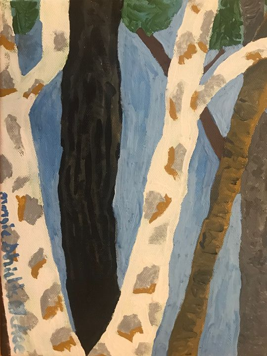 Trees - Margie Shields McKee