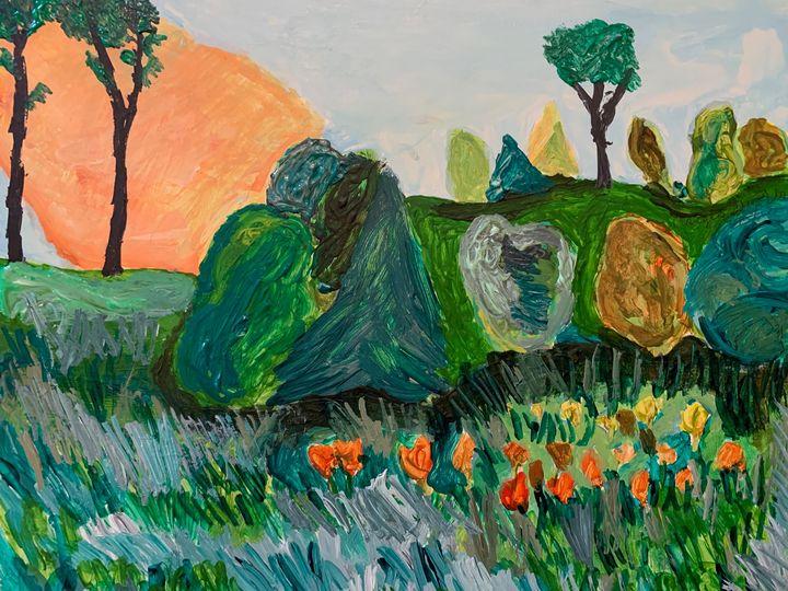 Nature - Margie Shields McKee