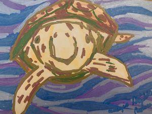 Sea turtle Two