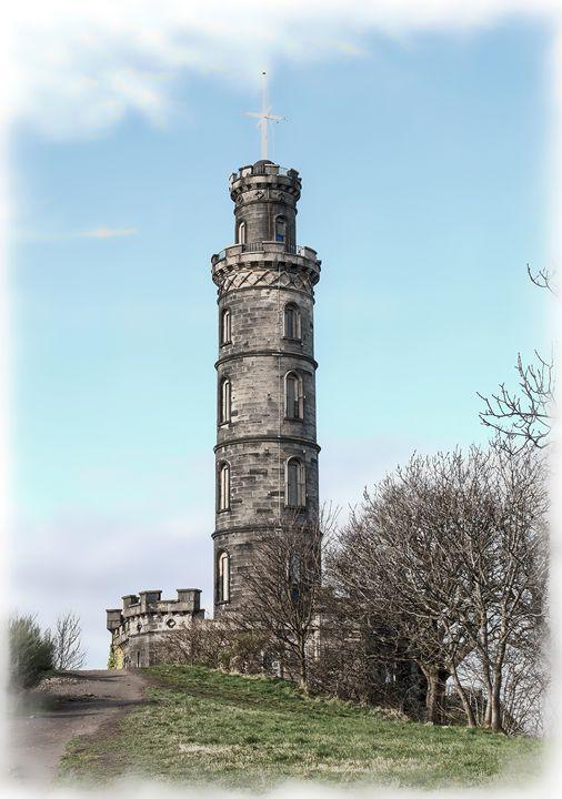 The Nelson Monument Edinburgh - David Hughes