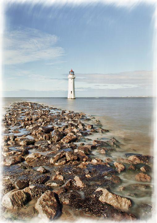 Approaching Tide - David Hughes