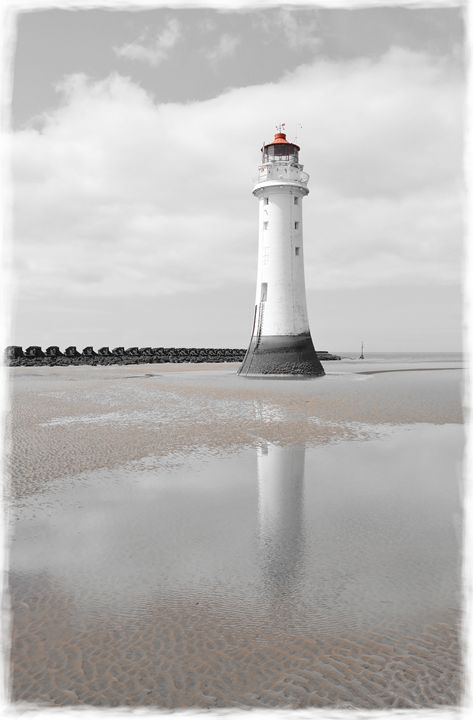 Perch Rock Isolation 5 - David Hughes
