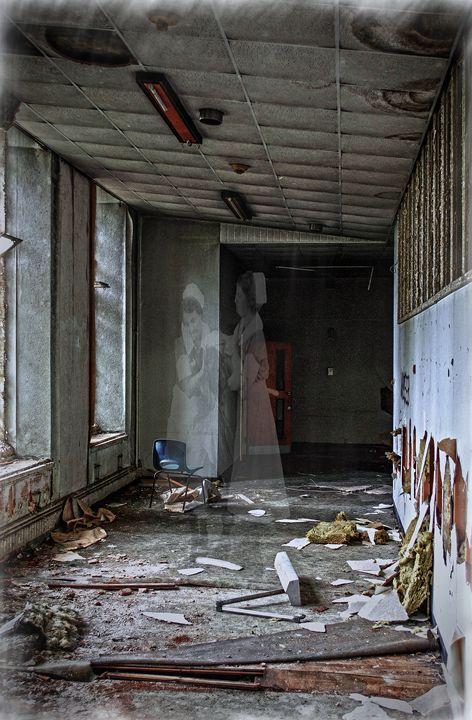 You Have a Visitor - David Hughes