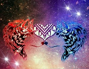 The two wolves that lie within - Auds and Ends