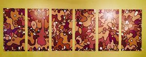 Earth Tones Panel Series
