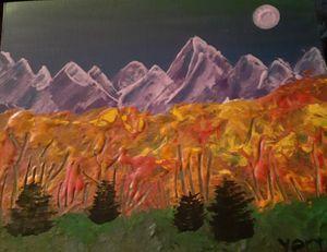 Alaska Mountain High