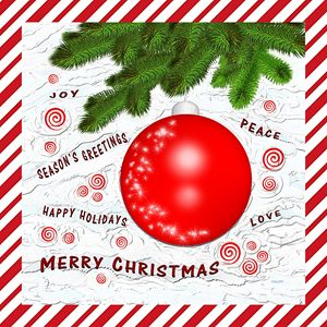 The CHRISTMAS BULB - Chadsart