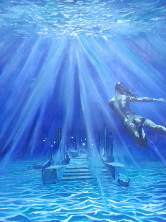 Finding Atlantis - Gallery 75