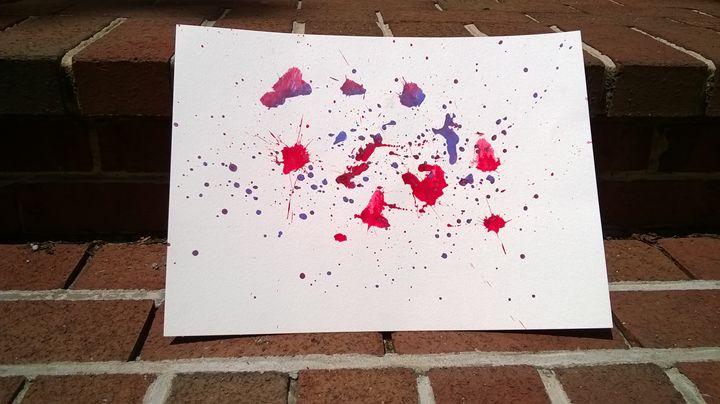 Splatter - Tylor's Art