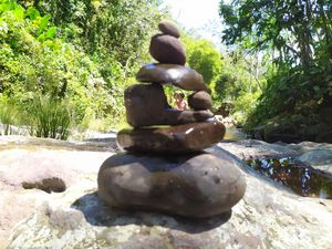 Rocks in love