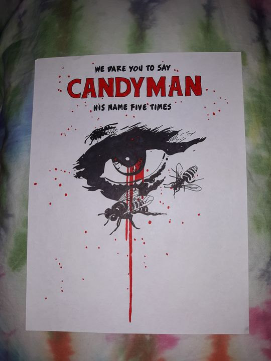 Candyman - Night Watch Art