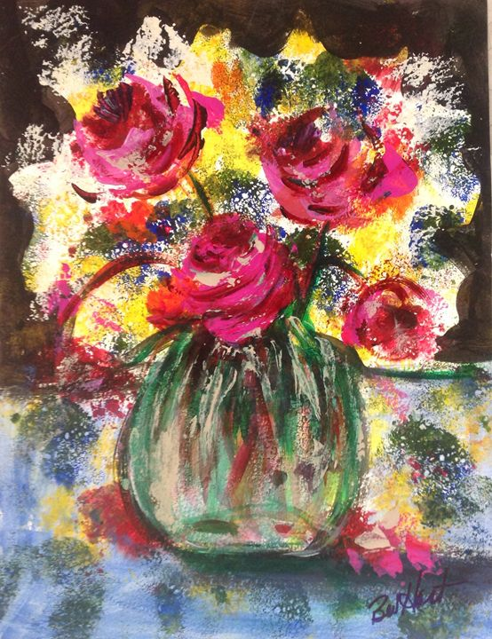Summer Bouquet - Beverly Marie Hart