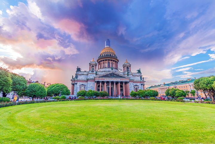 St. Isaac's Cathedral - Dobrydnev