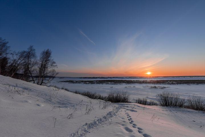 Sunset - Dobrydnev