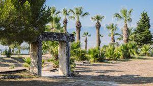 Ancient Hierapolis Gate - Dobrydnev