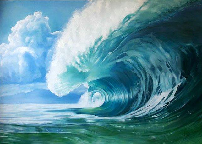 """""""Wave"""" - Art Pavlina Spasova"""