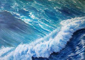 """""""Winter sea"""""""