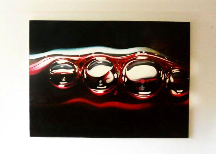 bloody water - Art Pavlina Spasova