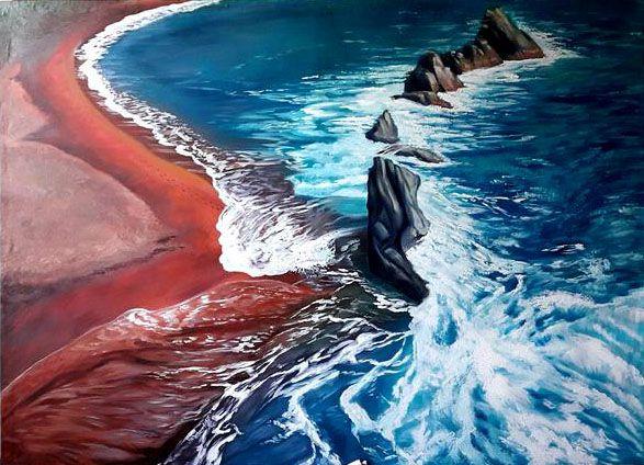 """Bay"" - Art Pavlina Spasova"
