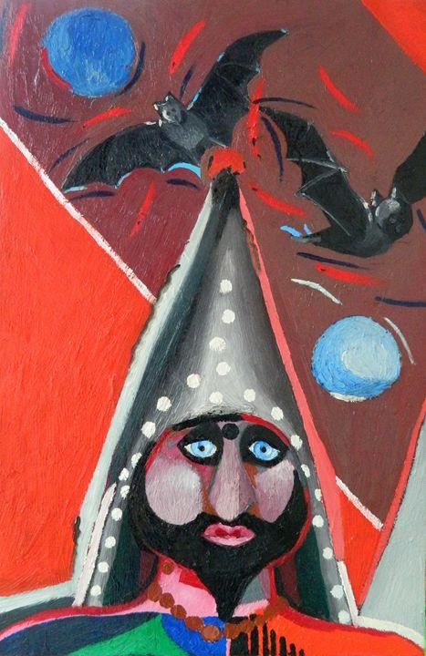 Evil wizard - Moma Bjekovic