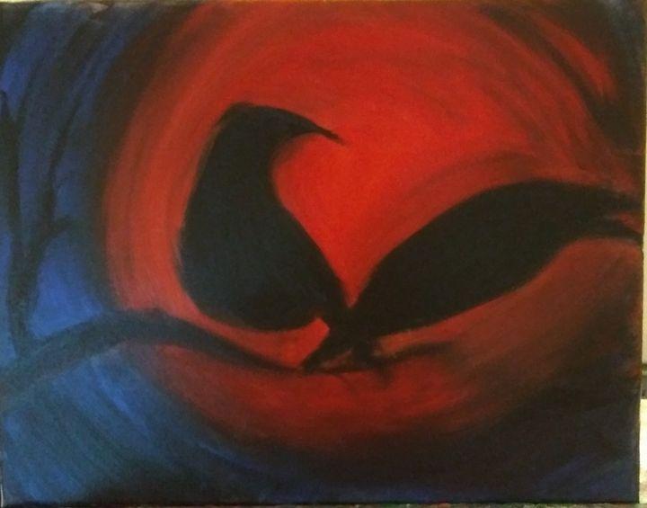 Raven - Oktobr Paints