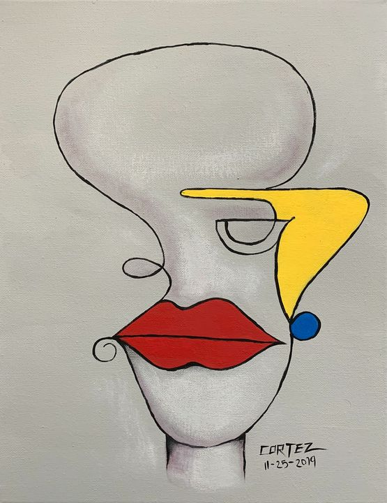 Mixed Emotions - Rudy's Paintings