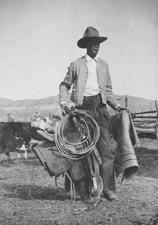 Cowboy Up - Stetson Creek Gallery