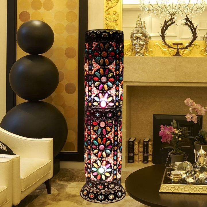 Bohemian Floor Lamp - Amazing Art