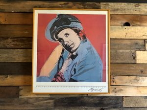 Andy Warhol - Willie Shoemaker