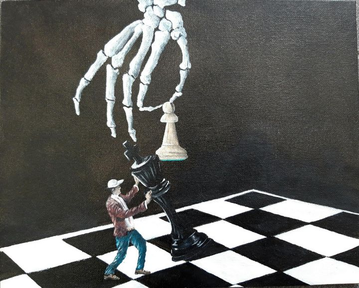 Checkmate - Artist Unknown