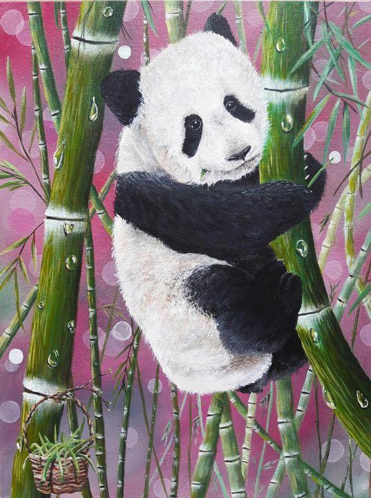 Panda - Artist Unknown
