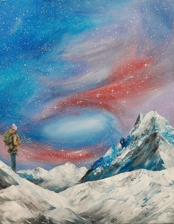 Eye of God - Artist Unknown