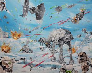 Star Wars - Battle of Hoth