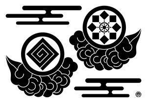 Wind and Thunder Gods - NOBUTAKA