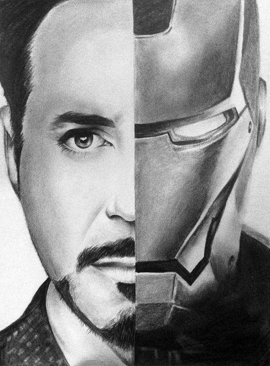 Iron Man - Harsh Gandhi